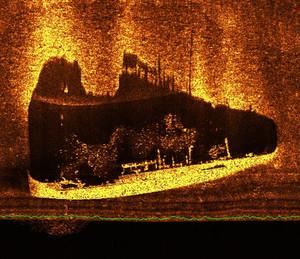 Βρέθηκε στη Σμύρνη ναυάγιο 100 ετών. Εικάζεται ότι είναι Ελληνικό πλοίο που μετέφερε Έλληνες που προσπαθούσαν να γλιτώσουν από τους Τούρκους στην καταστροφή της Σμύρνης.