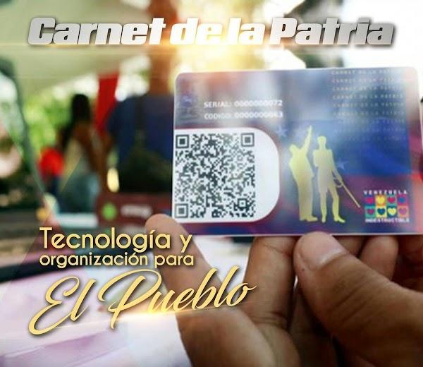 www patria.org.ve Monedero Digital para Cobrar los BONOS ESPECIALES del carnet de la Patria