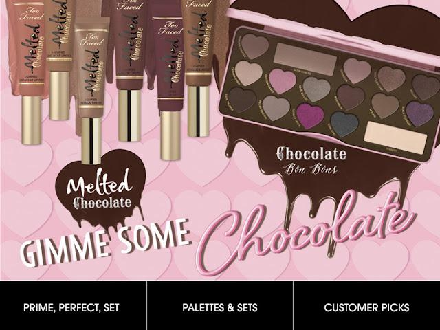 Too faced deal on HSN by barbies beauty bits