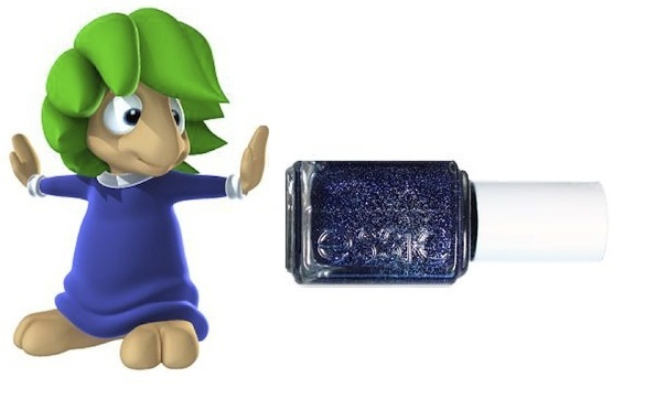 Are you lemming for Essie Starry Starry Night?