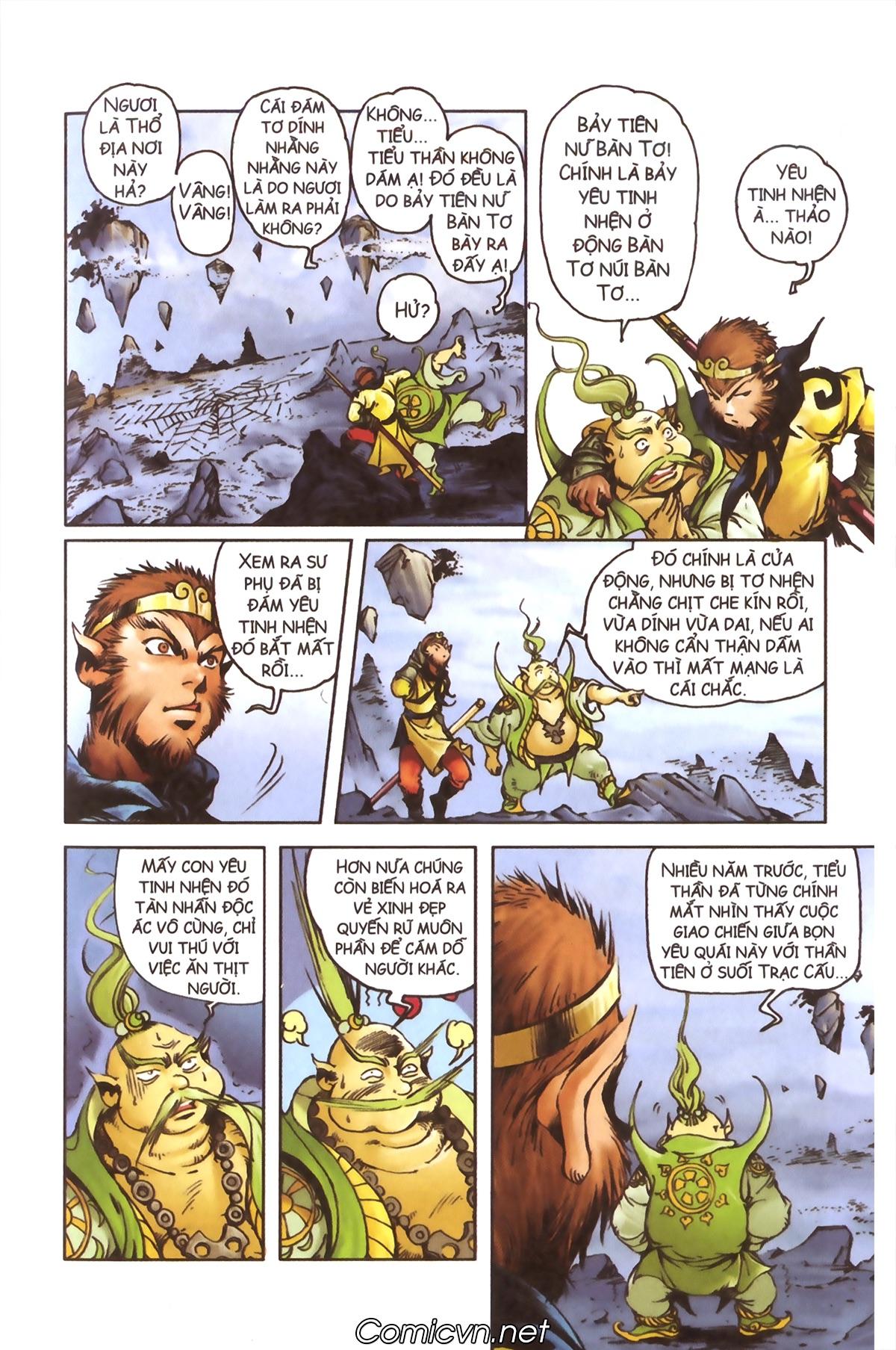 Tây Du Ký màu - Chapter 115 - Pic 3