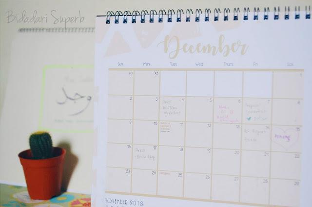Desember dan Usaha
