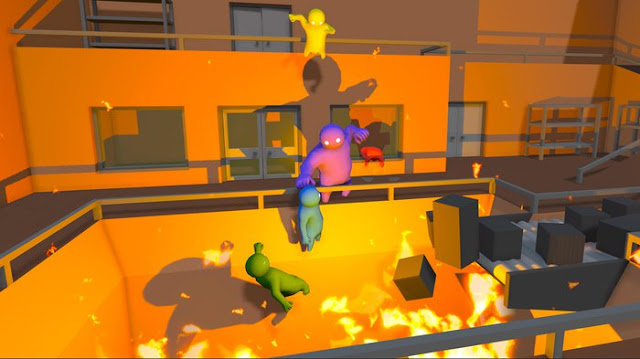 tải game gang beasts full crack online pc