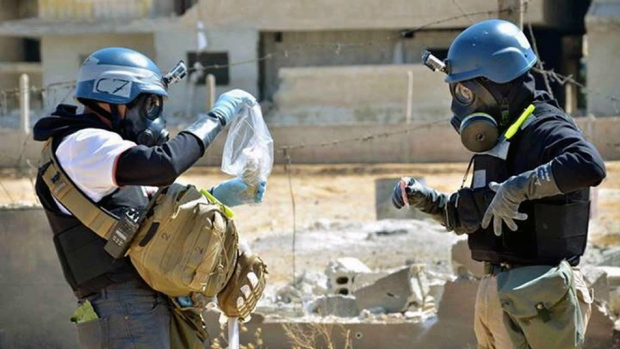 US acknowledges terrorist use chemical weapons in Syria - Russian Senator - Like This Article