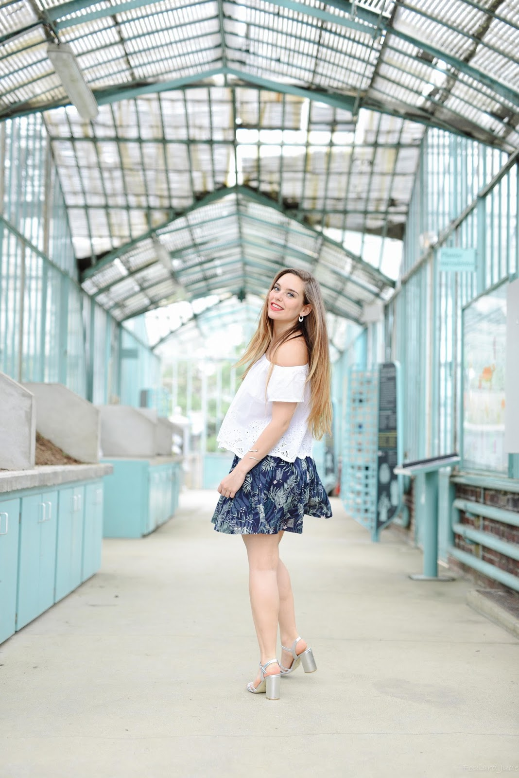 serres d'auteuil blogueuse mode