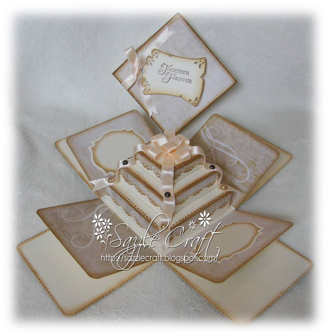 Martha Stewart Wedding Card Box
