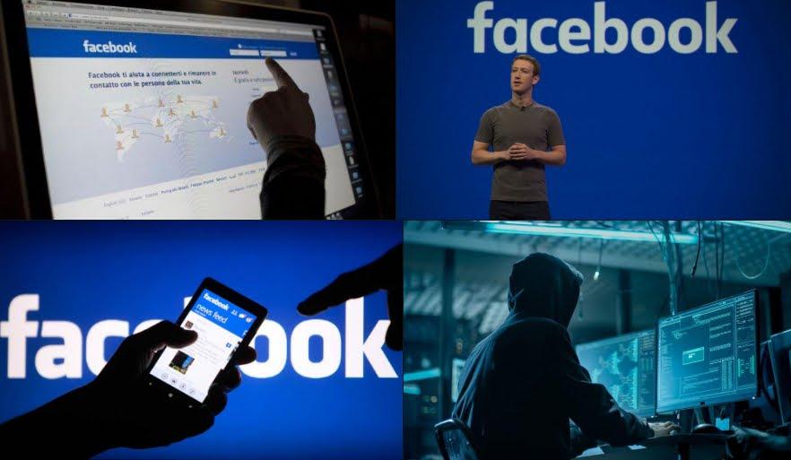 Facebook scopre una violazione della sicurezza, hackerati milioni di account.