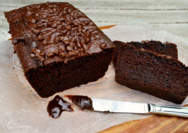 One word - AMAZING ! Chocolate Bread with Chocolate Honey Butter that melts into a chocolate lover's dream treat !