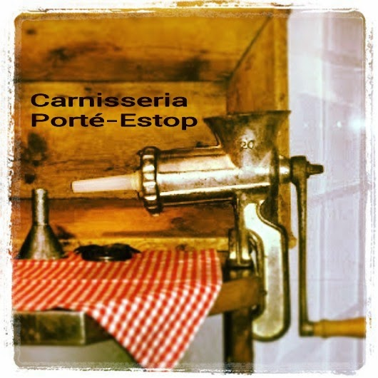 Carnisseria Porté-Estop-Vilaller. Màquina d´embotir.