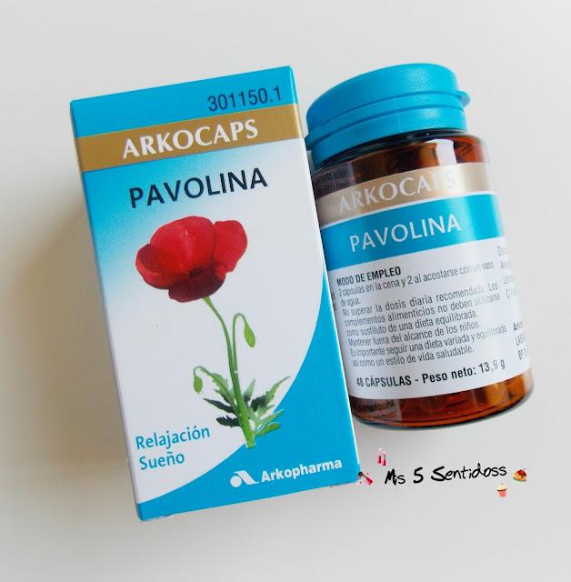 Pavolina arkocápsulas