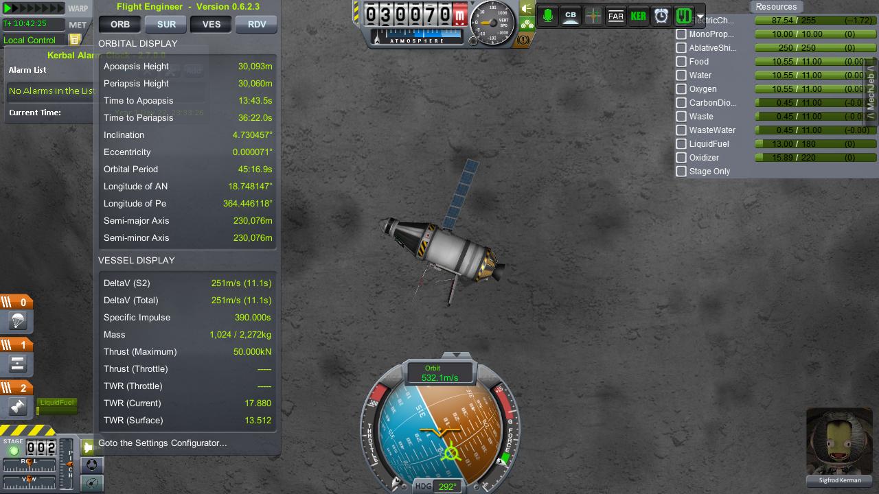 voice of Samuel: Mun Rescue Mission (Kerbal Space Program)
