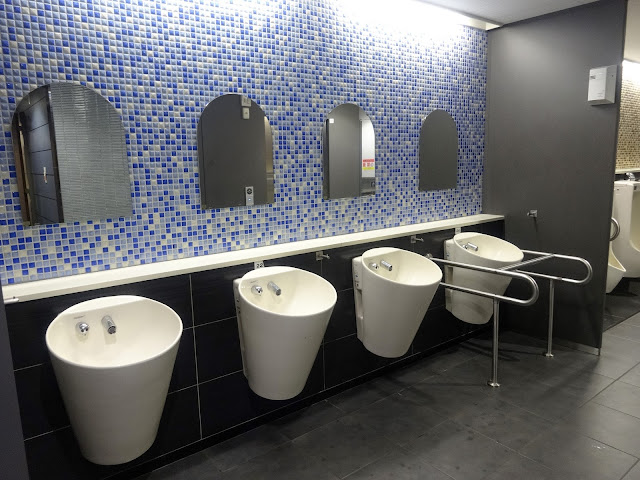 トイレ,地下鉄九段下駅〈著作権フリー無料画像〉Free Stock Photos