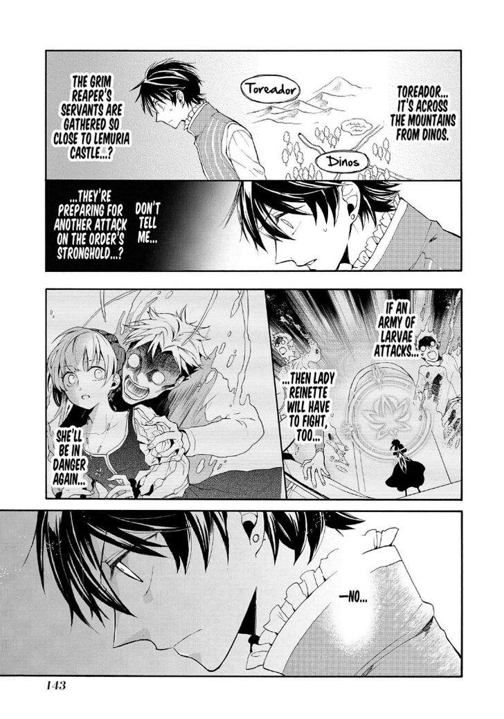 Shinigami to Gin no Kishi - Chapter 9
