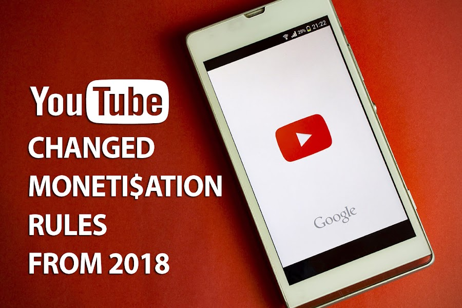 youtube monetization rules