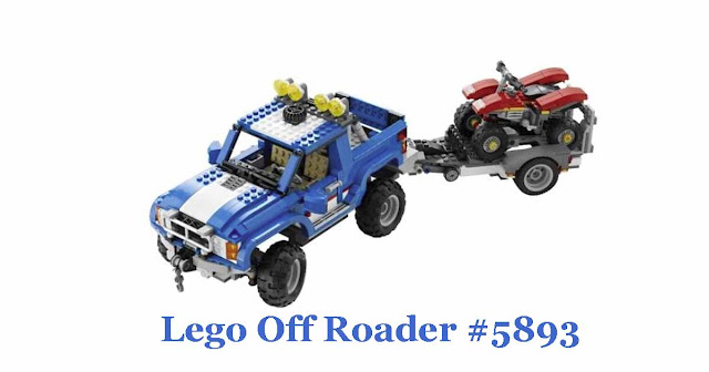Lego Off Roader #5893
