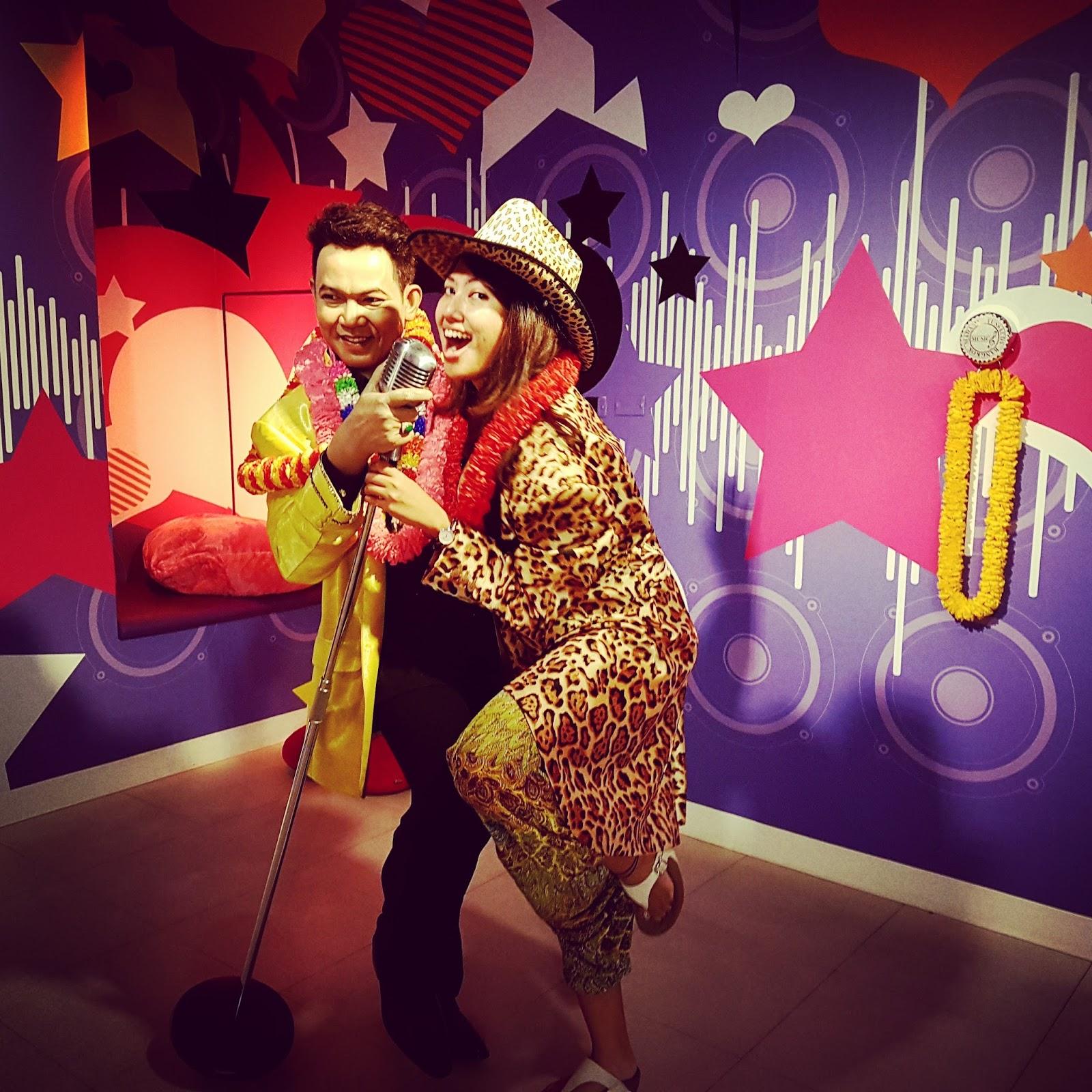 Madame Tussauds Bangkok | Ummi Goes Where?