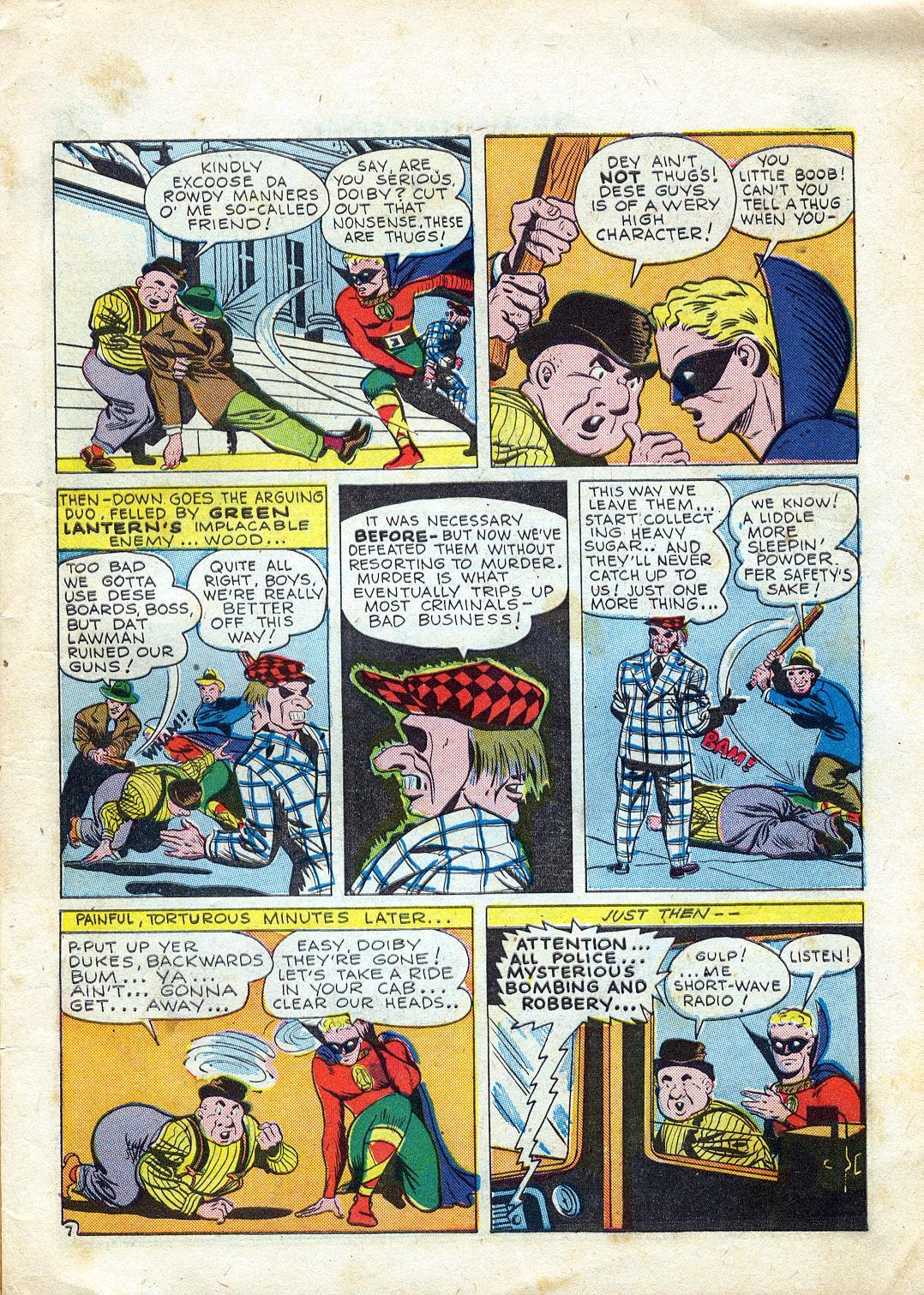 Read online All-American Comics (1939) comic -  Issue #69 - 10