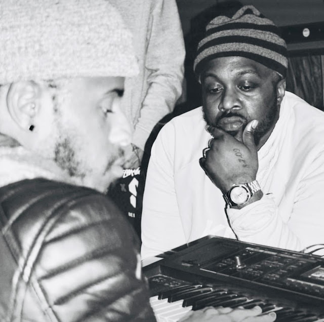 "Smoke DZA - ""Red Eye"" feat Steven Young (Audio)"