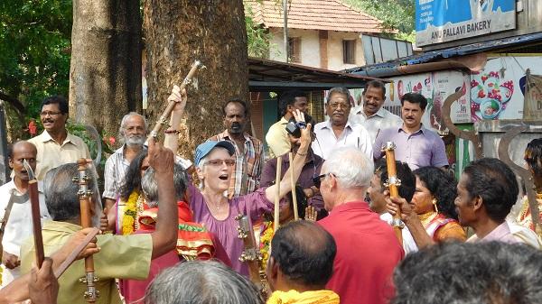 bharani festival kodungaloor