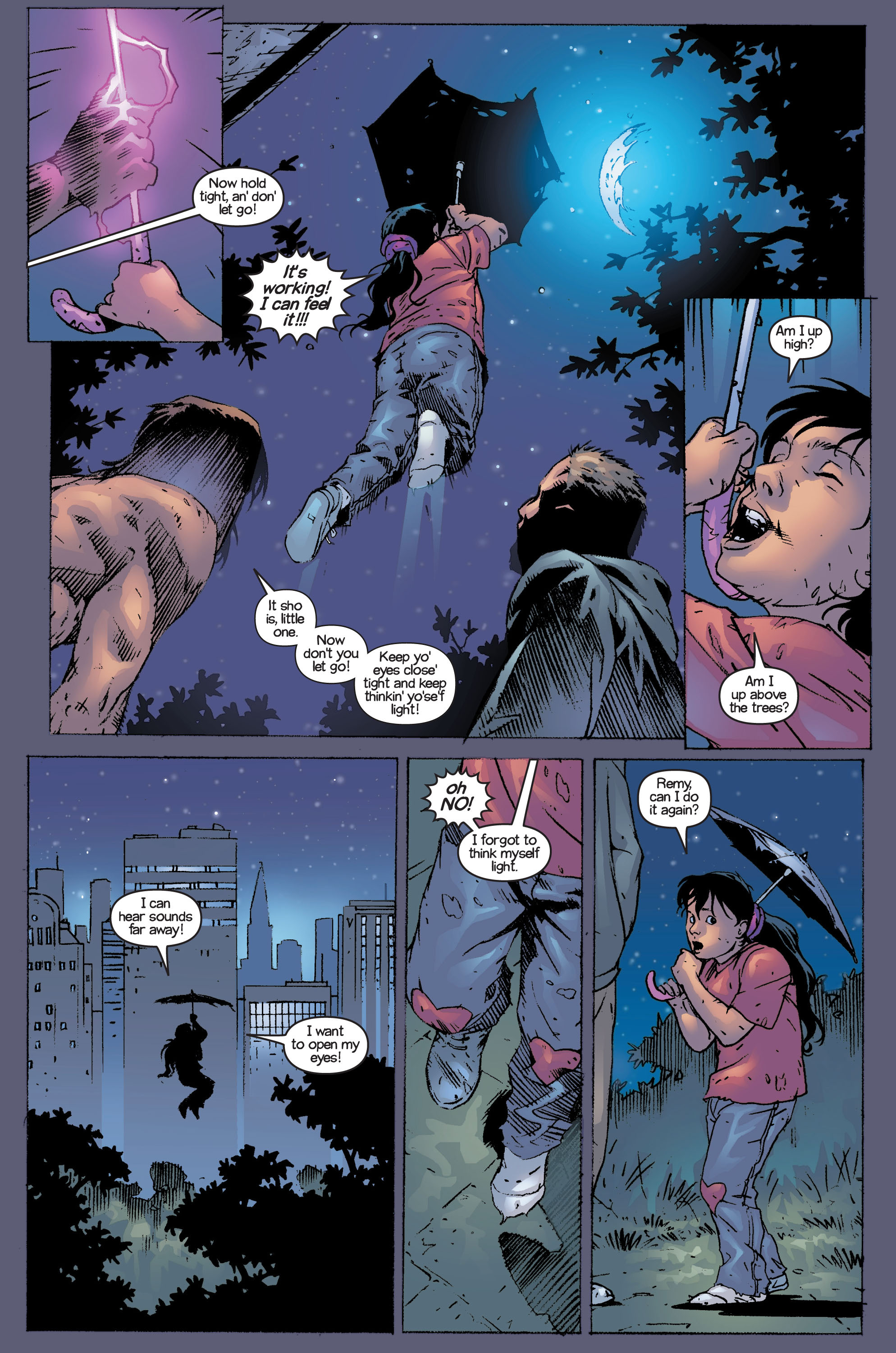 Read online Ultimate X-Men comic -  Issue #14 - 25