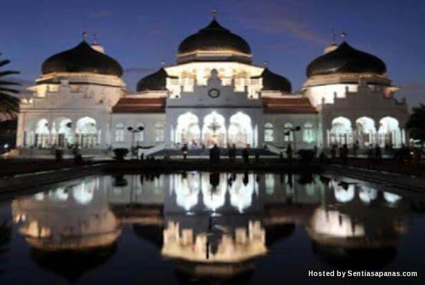 Masjid Besar Baiturrahman