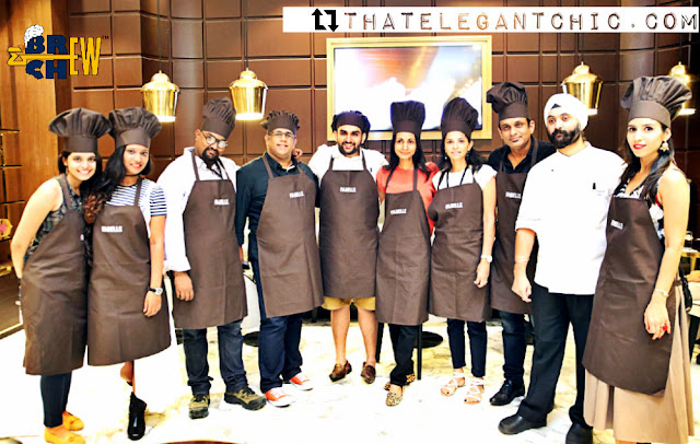 Fabelle Chocolate Boutique, ITC Hotel, Foodie Group from Bangalore
