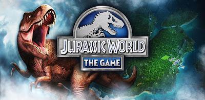Jurassic World The Game Mod ( Infinite Money + VIP Unlocked) Apk Download