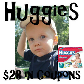 Huggies Printable Coupon February, March, April, May, June, July 2016