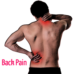 picture of back and neck pain