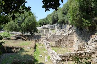 Sitio Arqueológico de Butrinto.