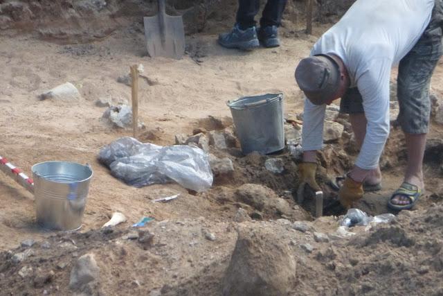 археологические раскопки 2018 года