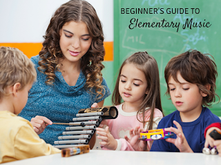 Beginner's Guide to Elementary General Music: Great advice for any elementary music teacher!