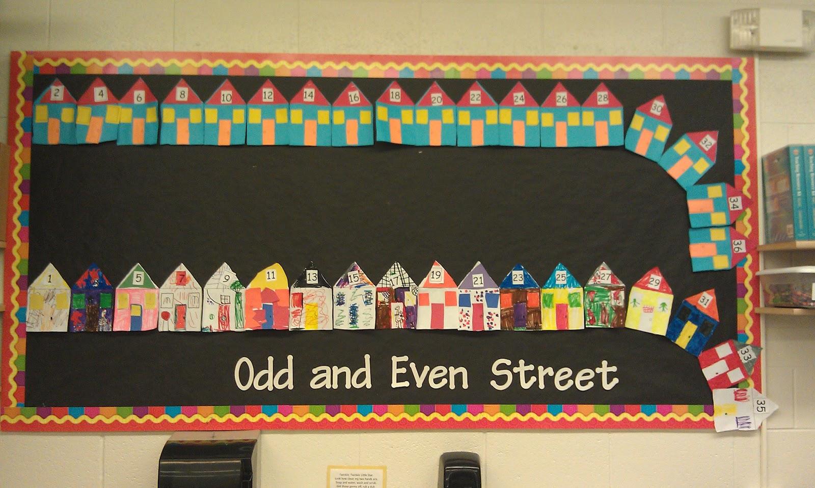 The Sharpened Pencil Even Odd Street