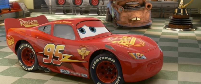 Dan The Pixar Fan March 2015