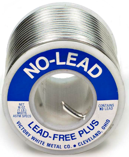 Lead-Free-Plus-Wire Solder