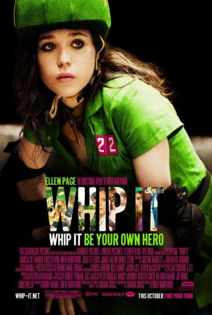 CHICAS SIN FRENO (Roller Girls) Whip It! (2009) Ver Online - Español latino