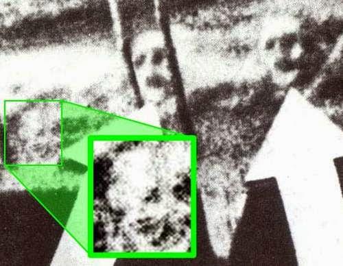 Fotografías misteriosas que no deberían existir