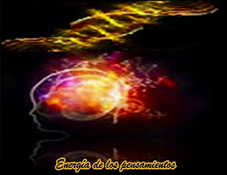 Sus pensamientos son energía, son más poderosos que la química de sus cuerpos, ustedes están condicionados por sus entornos físicos.