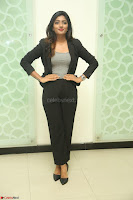 Actress Eesha Looks gorgeous in Blazer and T Shirt at Ami Tumi success meet ~  Exclusive 196.JPG