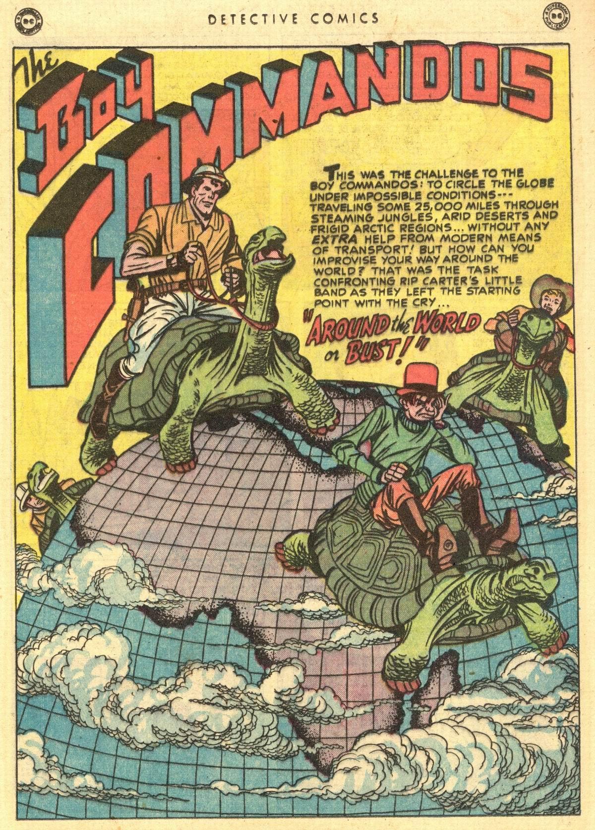 Read online Detective Comics (1937) comic -  Issue #150 - 36