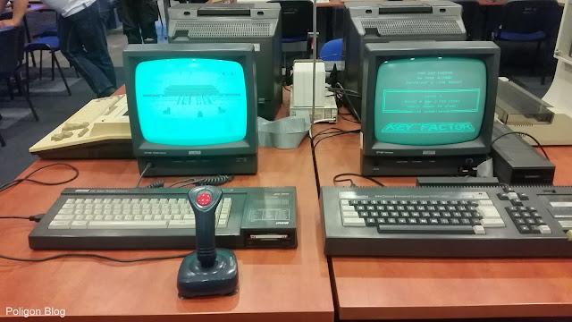 Katowice, muzeum, atari, commodore, komputery