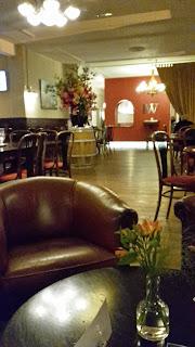 Bilderberg Grand Hotel Wientjes Bar Zwolle