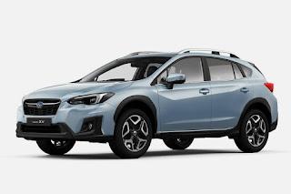 Subaru XV (2018) Front Side