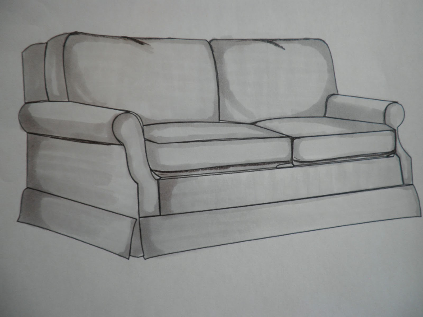 Tiffany Leigh Interior Design: Wednesday's Sketchbook: How ...