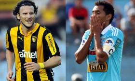 Sporting Cristal vs Peñarol, Copa Libertadores