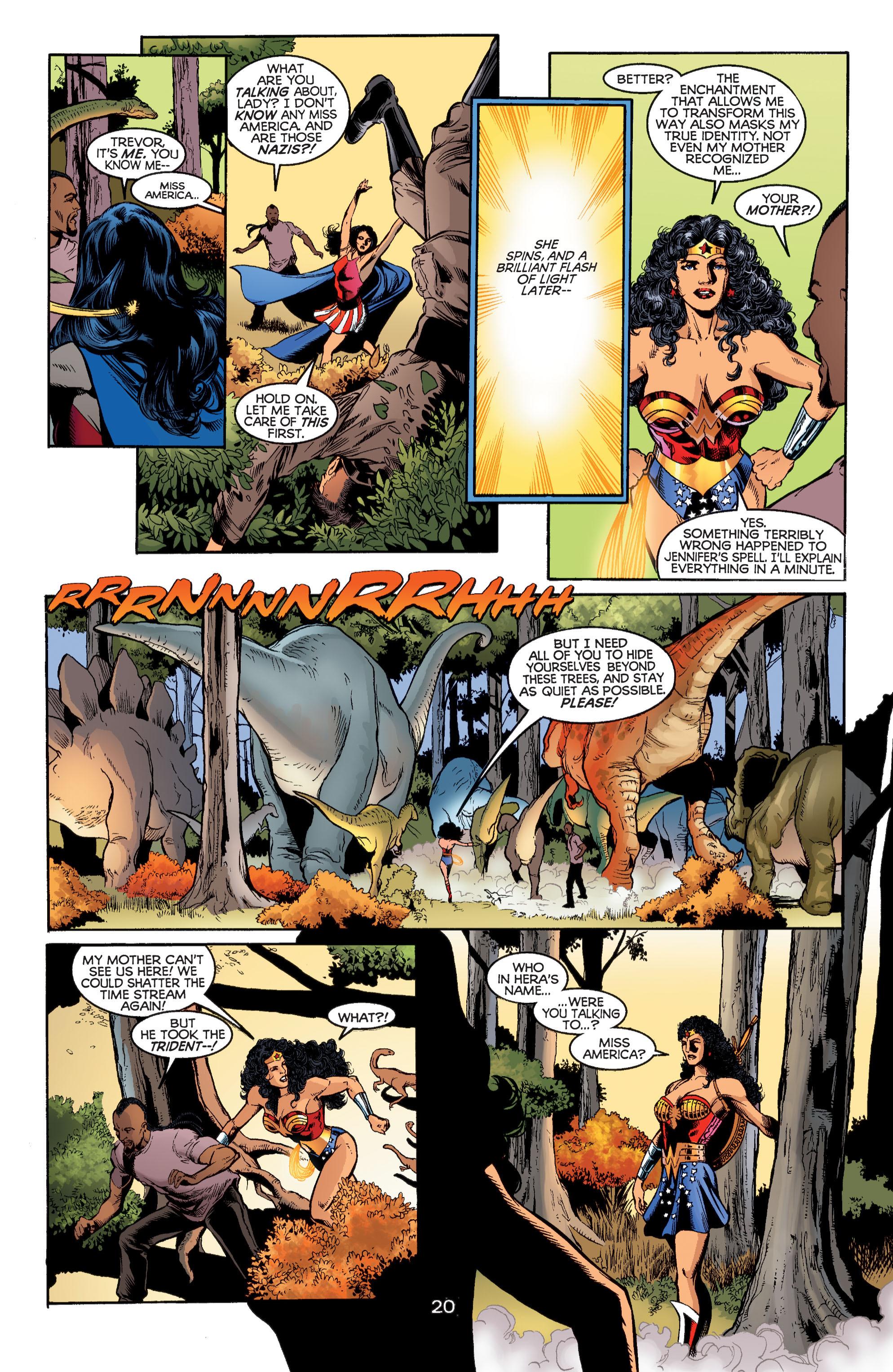 Read online Wonder Woman (1987) comic -  Issue #184 - 20