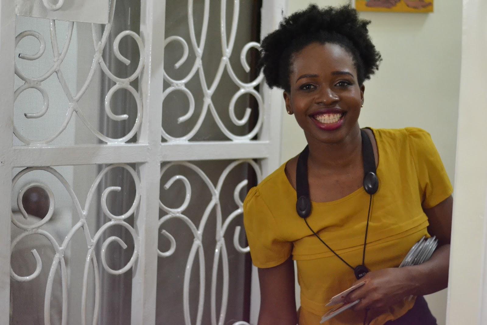Tuke Morgan Nigerian Female Saxophonist