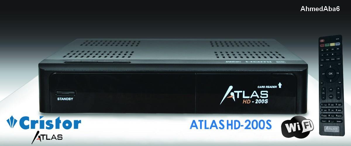 mise a jour atlas hd 200s 2017 f201
