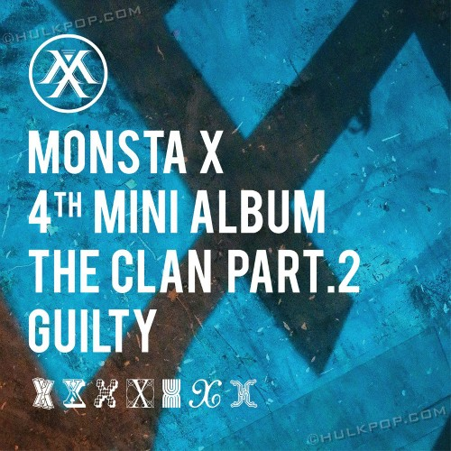 MONSTA X – THE CLAN pt.2 `GUILTY` – EP (ITUNES PLUS AAC M4A)