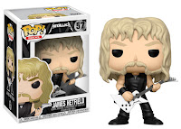 Funko Pop! James Hetfield